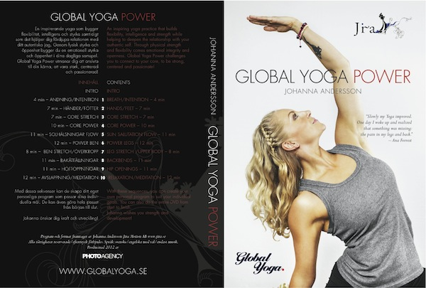 Global Yoga POWER